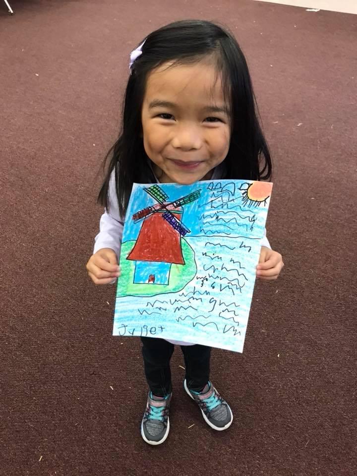 KidzArt Preschool Art Activities